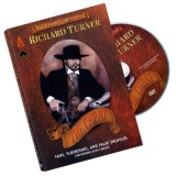 Fans, Flourishes, and False Shuffles by Richard Turner - DVD