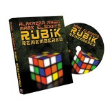 Rubik Remembered by Mark Elsdon and Alakazam - DVD