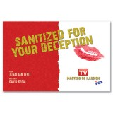 Sanitized For Your Deception (Props and Performance DVD) by Jonathan Levit - DVD