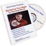Marketing Your Magic In The Real World by Scott Davis - DVD