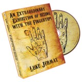 An Extraordinary Exhibition of Seeing with the Fingertips (DVD and Red Deck) by Luke Jermay  - DVD