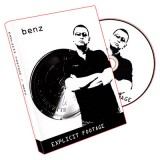 Explicit Footage: Benz by Sean Fields - DVD