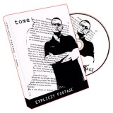 Explicit Footage: Tome by Sean Fields - DVD