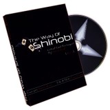 The Way Of Shinobi by Emran Riaz Featuring Tony Chang - DVD