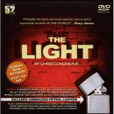 The Light(Prop and DVD) by Christopher Congreave and Dave Forrest - DVD