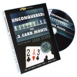 Unconquered: Mastering the Three-Card Monte (DVD and Cards) - DVD