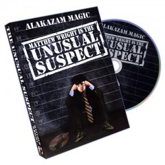 The Unusual Suspect DVD by Matthew Wright - DVD