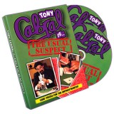 Usual Suspect (2 DVD set) by Tony Cabral - DVD