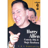 Harry Allen's Comedy Bits and Magic Routines Volume 2 video DOWNLOAD