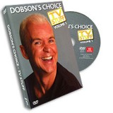 Dobson's Choice TV Stuff Wayne Dobson Volume 1 - DVD
