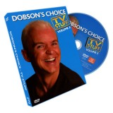 Dobson's Choice TV Stuff Volume 2 by Wayne Dobson - DVD