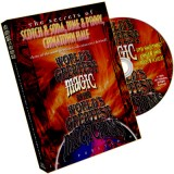 Scotch And Soda, Dime And Penny, ChinaTown Half (World Greatest Magic) - DVD