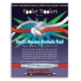 Acrobatic Knot (with DVD) by Daryl - Trick