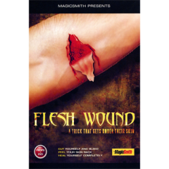 Flesh Wound by Magic Smith - Trick