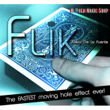 Flik (DVD and Gimmick) by Alexis De La Fuente - Trick