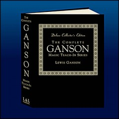 The Complete Ganson Teach-In Series Deluxe Edition by Lewis Ganson and L&L Publishing - Book