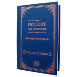 Houdini - The Untold Story (Delux Edition) by Milbourne Christopher - Book