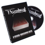 Humbug (Blue Card with DVD) by Angleo Carbone - Trick