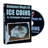Ice Coins (W/ DVD, USA Half Dollar) by Christopher Congreave - Trick