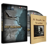 Infamous Deluxe Set (DVD, Gimmicks & Books) by Daniel Meadows & James Anthony - Trick