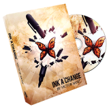 Ink'A'Change (DVD and Gimmick) by Victor Sanz and Balcony Productions - DVD