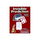 Invisible Prediction by Willy Tidona - Trick