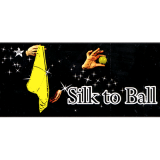 Silk to Ball yellow(Automatic) by JL Magic - Trick