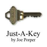 Just A Key by Joe Porper - Trick