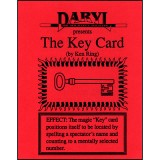 The Key Card by Ken Ring - Trick