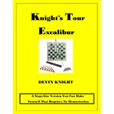 Knight's Tour Excalibur - The Book by Devin Knight - Book