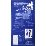 Levitation Poster, (42 inch  x 22 inch) in tube by Paul Osborne - Trick