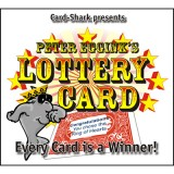 Lottery Card by Peter Eggink - Trick