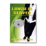 Lunch Is Served by  Paul Romhany and TC Tahoe - Book