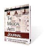 Magical Arts Journal (Regular Edition) by  Michael Ammar and Adam Fleischer - Book