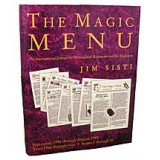 Magic Menu: Years 1 through 5 - Book