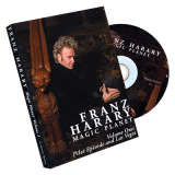 Magic Planet vol. 1: Pilot Episode and Las Vegas by Franz Harary and The Miracle Factory - DVD