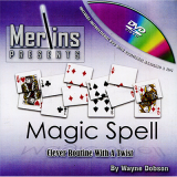 Magic Spell by Wayne Dobson - Trick