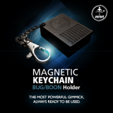 Keychain Magnetic Holder Bug Grease by Vernet - Trick