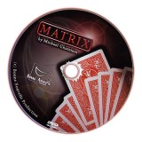 Matrix (RED, With DVD) by Mickael Chatelain - Trick