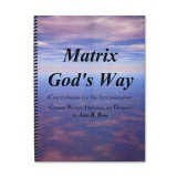 Matrix God's Way (Book and Online Video) by John Born - Book