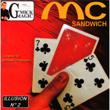 Mc Sandwich (Blue) by Mickael Chatelin - Trick