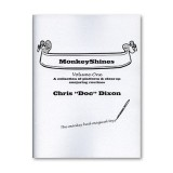 Monkeyshines Vol. 1 by Doc Dixon - Book