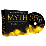 Myth by Mark Gray and Alakazam Magic - Trick