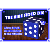 Nine Sided Die by Angelo Carbone - Trick