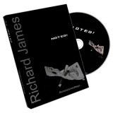 Noted (UK POUNDS, With DVD) by Richard James - Trick