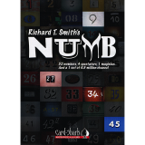Richard T. Smith's NUMB (Parlor Size Red) by Card-Shark