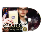 Ocular Red (DVD and Gimmick) by Alex De La Fuente and Alakazam Magic - Trick