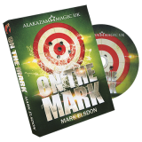 On the Mark 1 (Large) with DVD by Mark Elsdon and Alakazam Magic - Trick