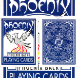 Phoenix Parlour Marked Deck (Blue) by Card-Shark - Trick