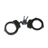 Police Handcuffs (with keys)- Trick